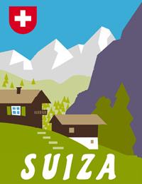 suiza icono